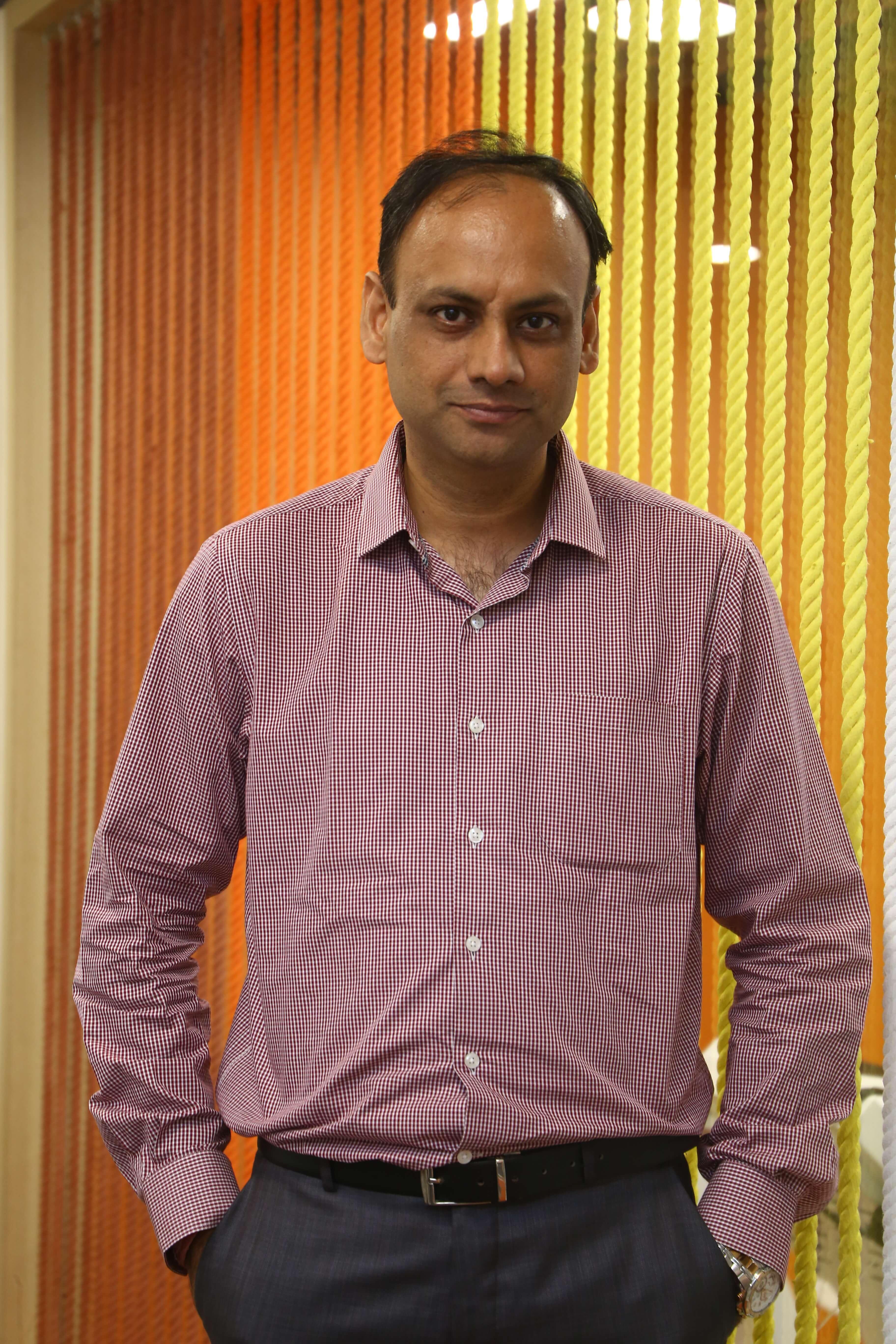 Nishant Priyadarshi